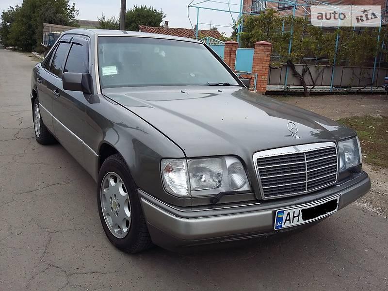 Auto ria 260 1991 4800 for Mercedes benz 260