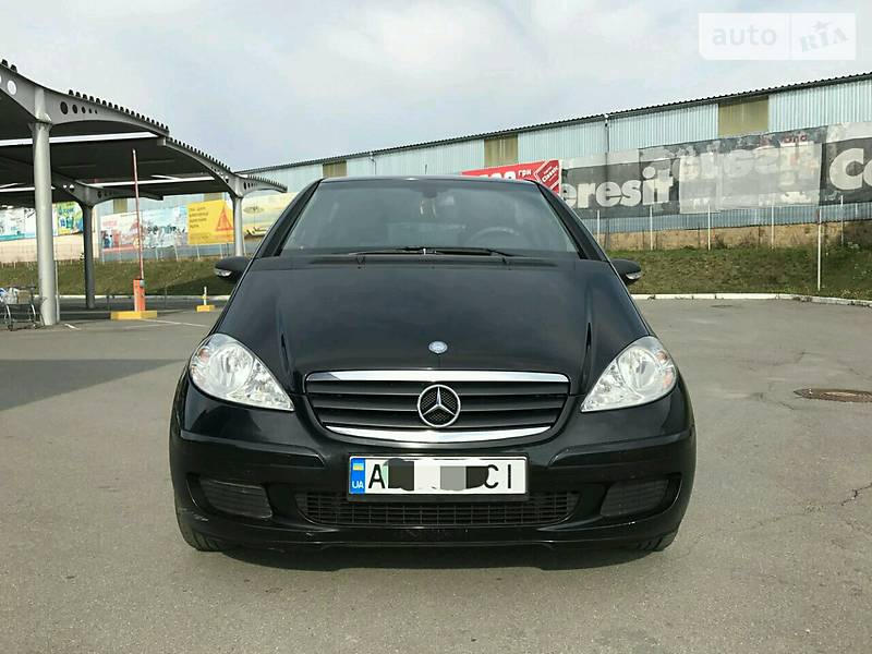150 avangard 2008 for Mercedes benz 150