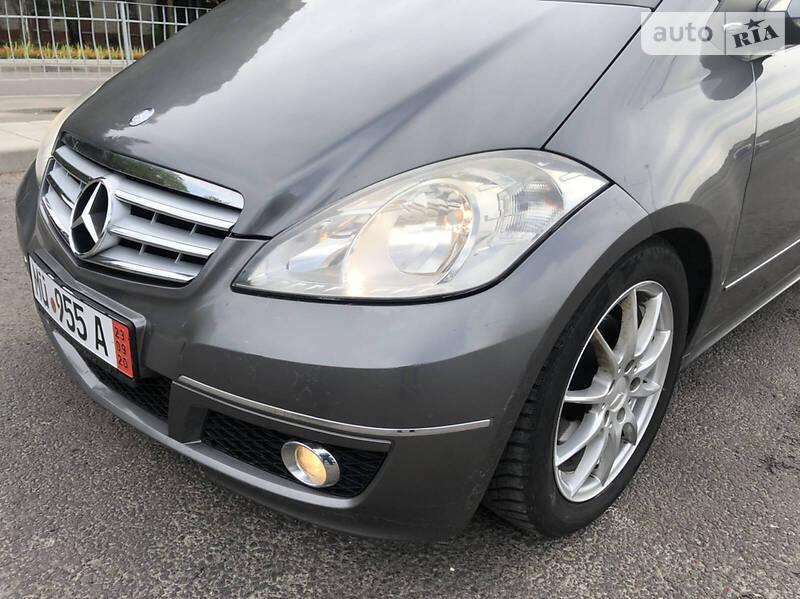 Mercedes-Benz A 150 2009