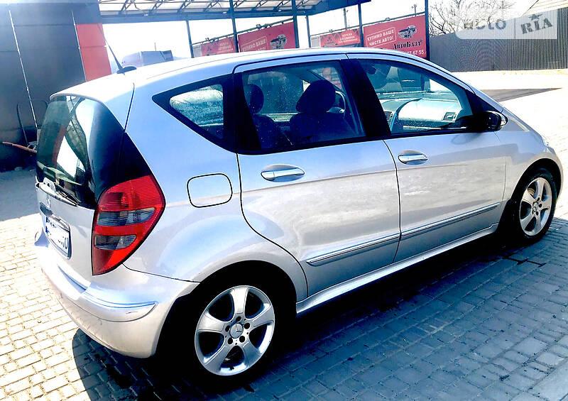 AUTO.RIA – Продам Mercedes-Benz A 200 2005 бензин 2.0 хетчбек бу у Львові, ціна 5555 $