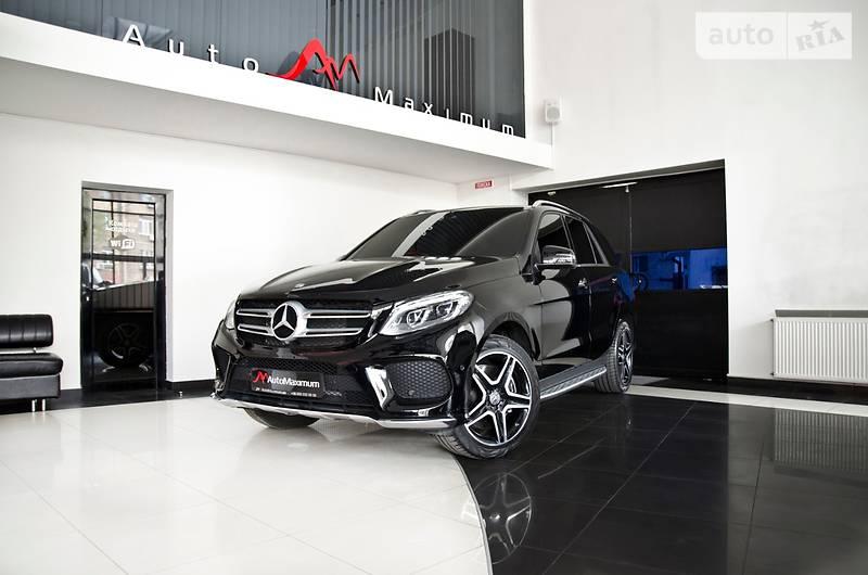 Auto ria 400 amg 2016 for Mercedes benz gle class