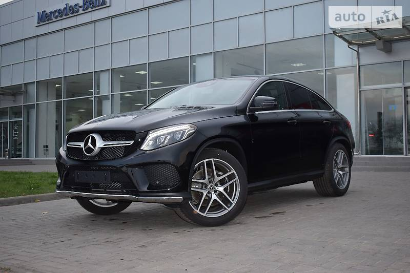 Auto ria 400 coupe 4matic amg for Mercedes benz gle class