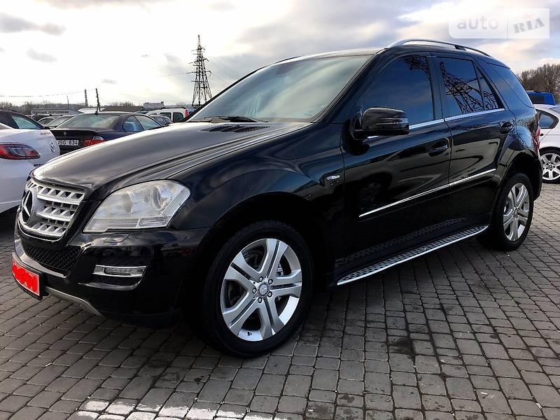 Auto ria 300 2011 29000 for Mercedes benz ml 300