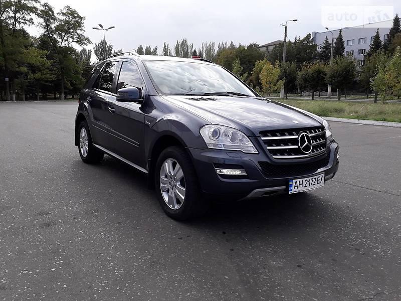 Auto ria 300 2011 29900 for Mercedes benz ml 300