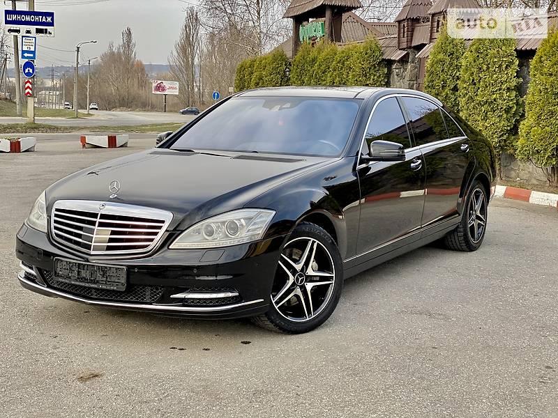 AUTO.RIA – Продам Mercedes-Benz S 500 2010 бензин 5.5 седан бу в Хмельницком, цена 20900 $