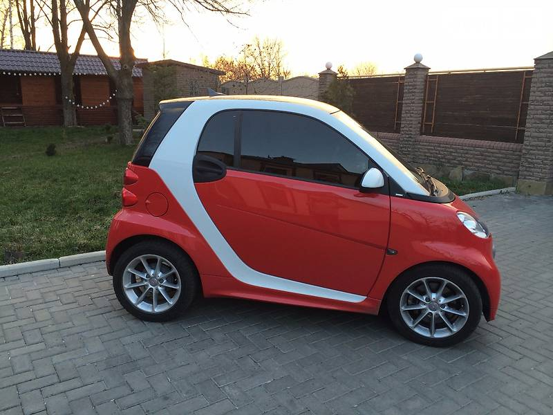 Auto ria smart fortwo coupe 6 2012 for Smart mercedes benz