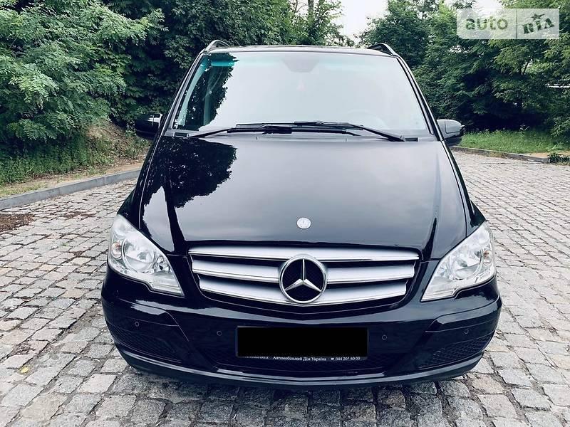 AUTO.RIA – Продам Mercedes-Benz Vito пасс. 2011 дизель 2.2 универсал бу в Хмельницком, цена 22700 $