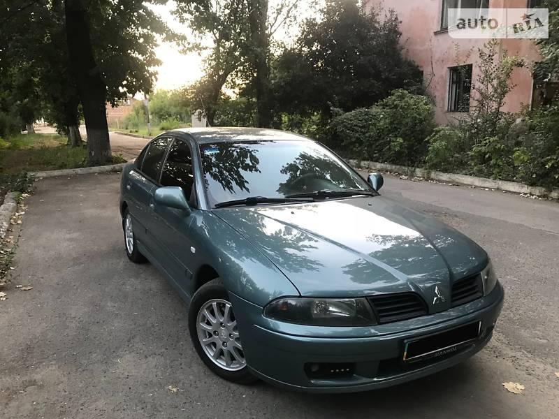Auto Ria Prodam Mitsubisi Karizma 1 6i 2003 5800 Odessa