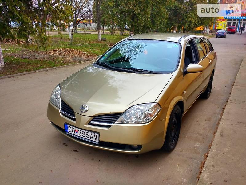 Nissan Primera 1.9 dCi 2004