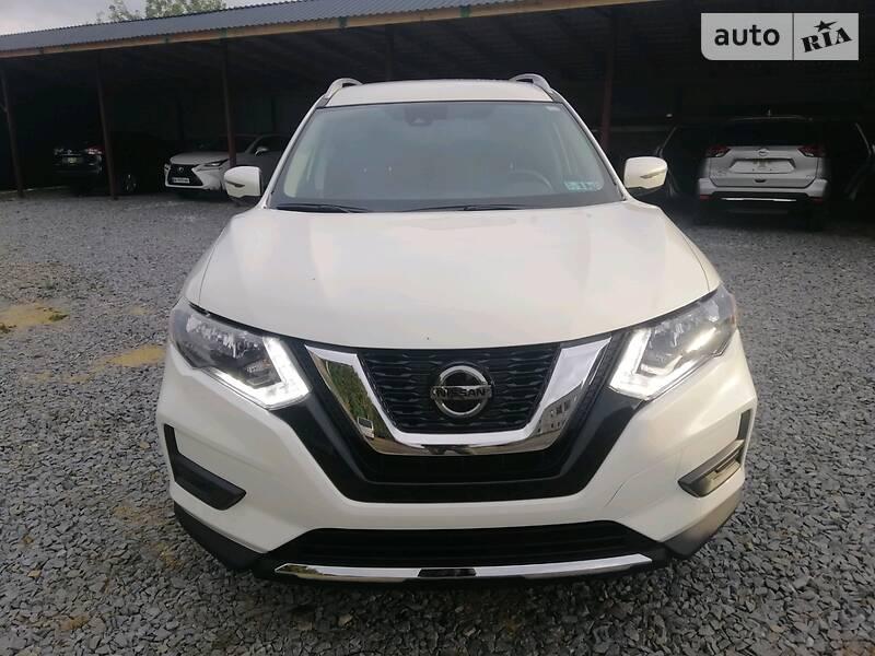 Nissan Rogue SV AWD 2020