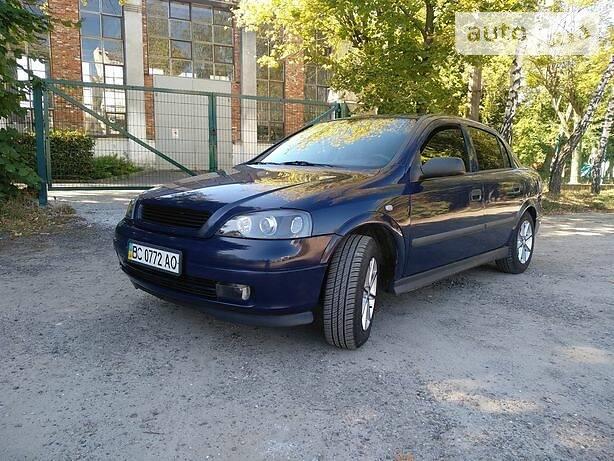 AUTO.RIA – Продам Opel Astra G 2006 бензин 1.4 седан бу у Львові, ціна 5100 $