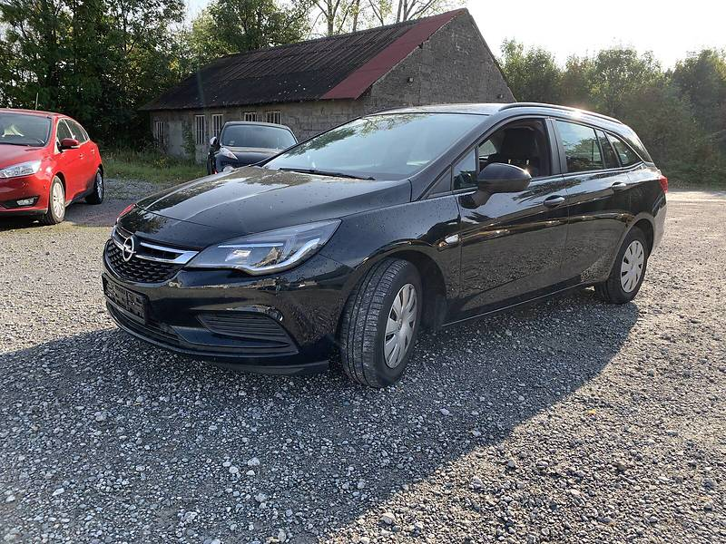 Opel Astra K ST Business 2017