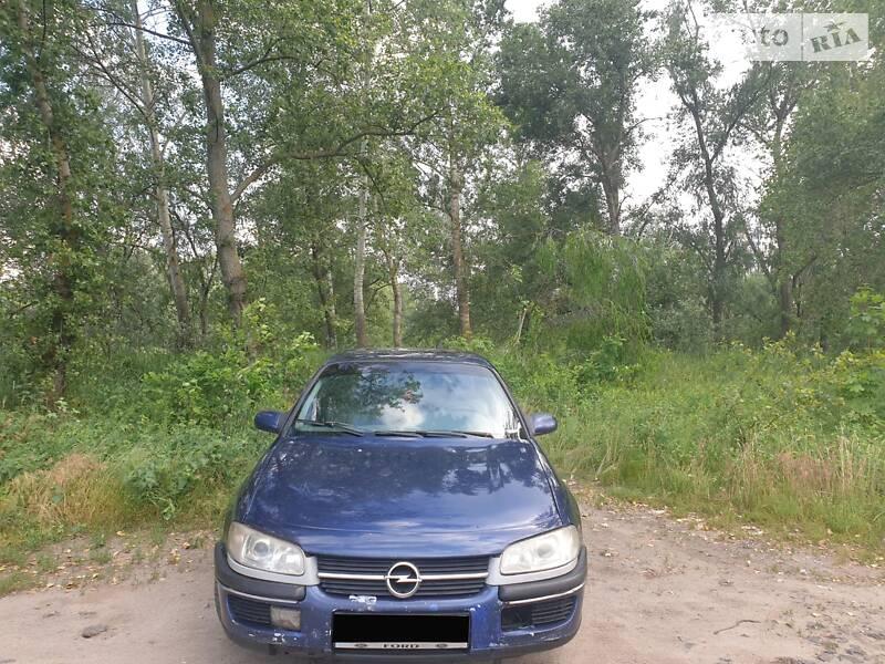 Opel Omega 1995