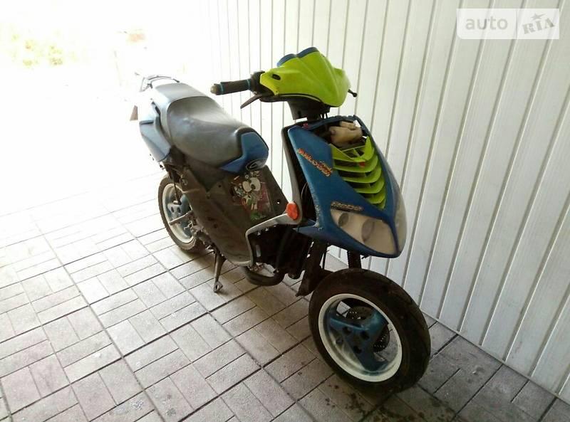 скутер пежо б/у peugeot speedfight 2000!