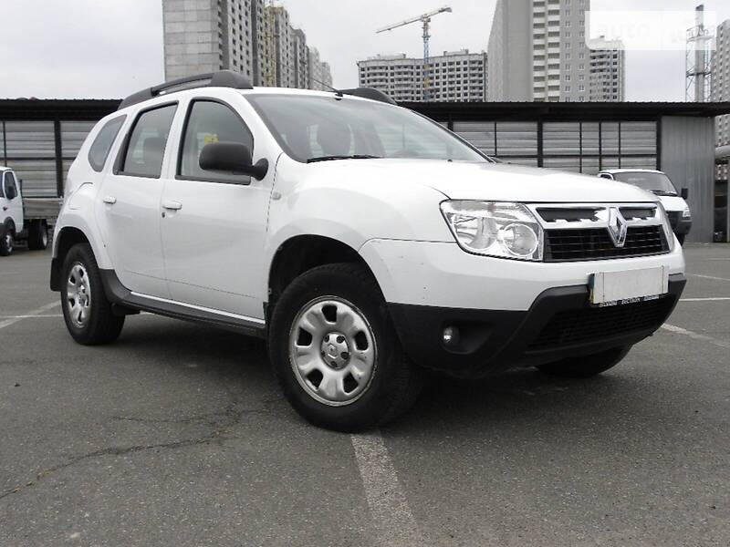 Renault Duster FULL 2012