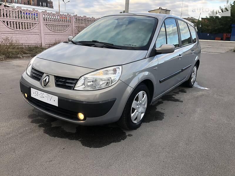 Renault Grand Scenic IDEAL...KLIMA... 2006