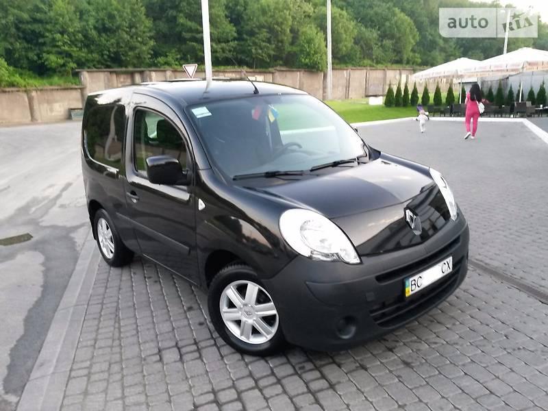 Renault Kangoo груз. Be Bop Extra 2010