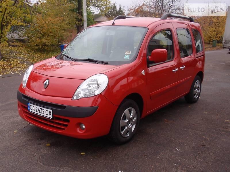 auto.ria – Продам Рено Кангу happy family 2012 : 9600$, Черкассы