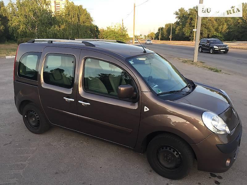 auto.ria – Продам Рено Кангу happy family euro5 2012 : 10300$, Запорожье