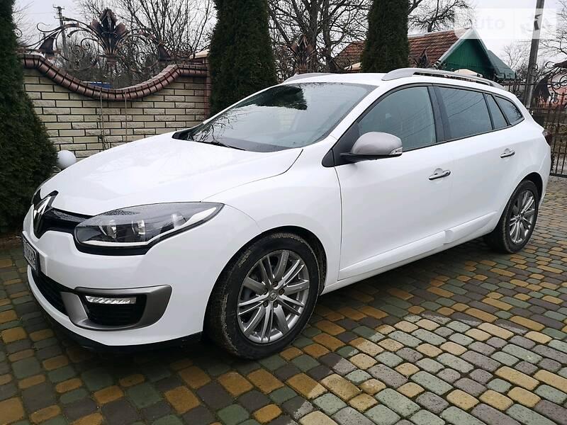AUTO.RIA – Продам Renault Megane 2015 дизель 1.5 универсал бу в Самборе, цена 10200 $