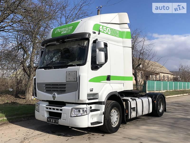 AUTO.RIA – Продам Renault Premium 450 2008 : 9500 $, Ставище