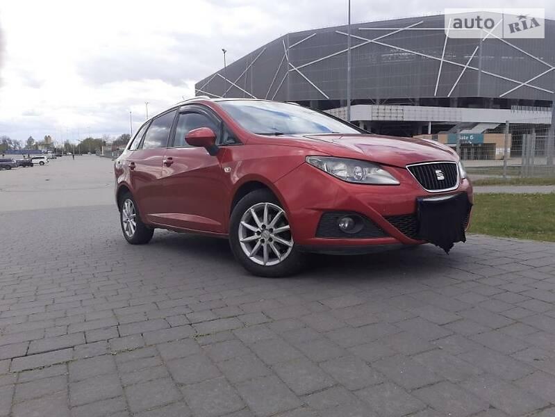 SEAT Ibiza 1.4 бензин 2011