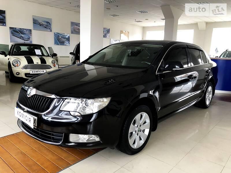 AUTO.RIA – Продам Skoda Superb 2013 бензин 1.8 седан бу в Хмельницком, цена 11200 $