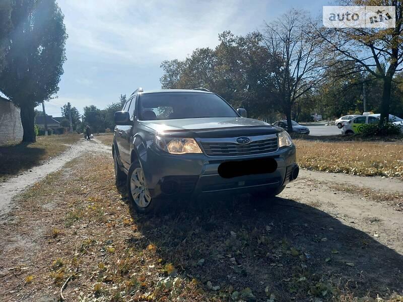 Subaru Forester GAZ 2009