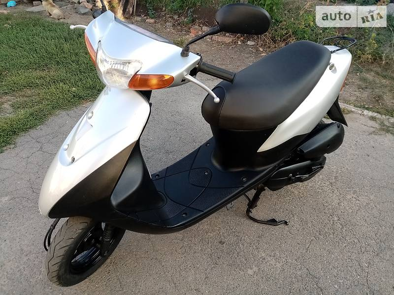AUTO.RIA – Продам Cузуки Летс 3 2003 бензин 500 скутер ...