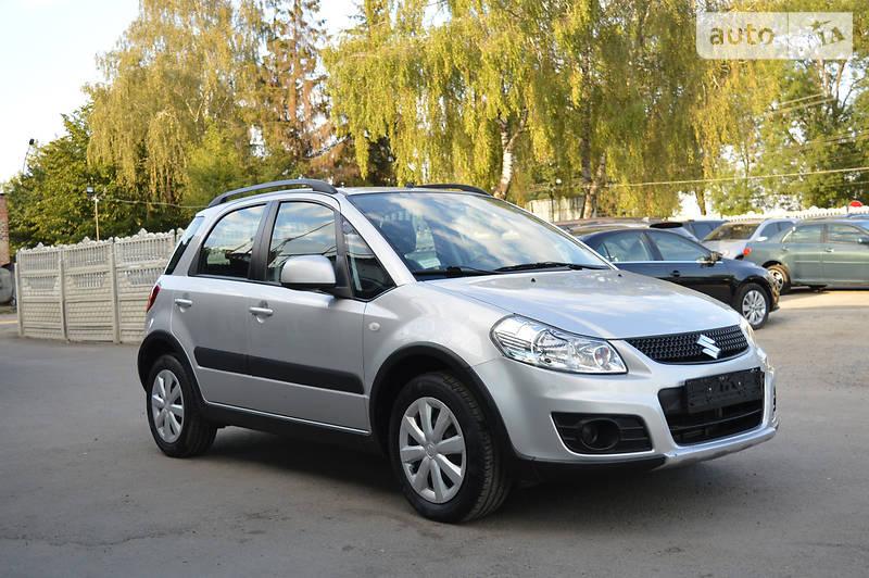 Suzuki sx4 цены запчастей