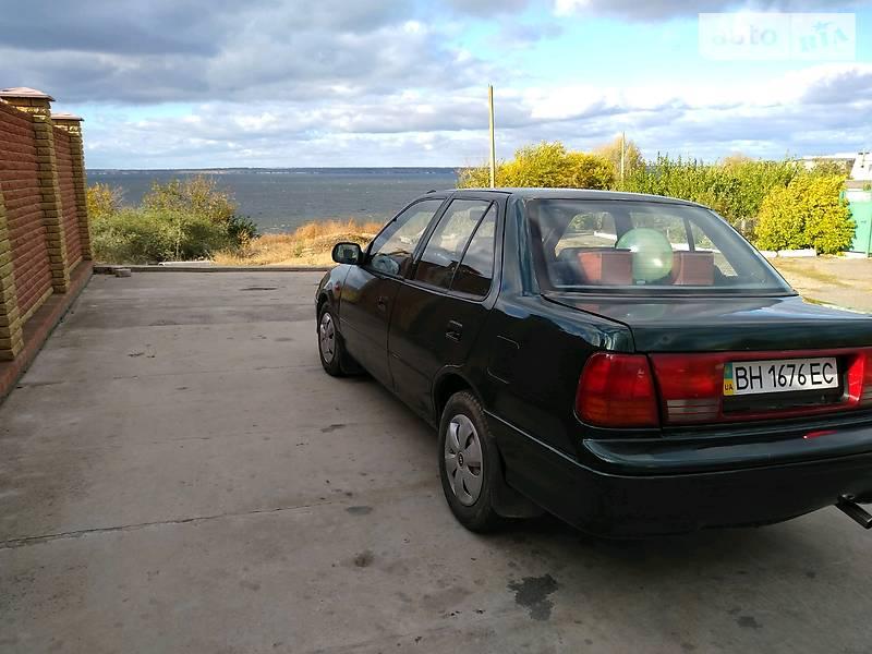 AUTO RIA – Продам Cузуки Свифт 1994 седан бу в Горностаевке