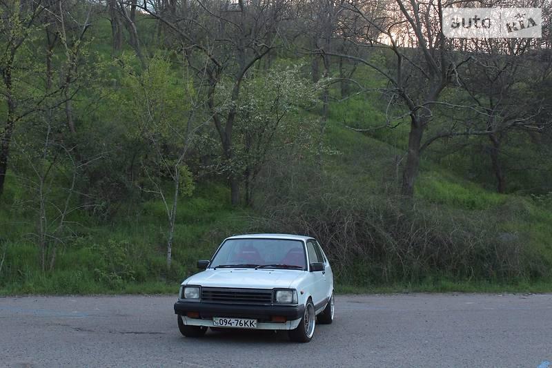 AUTO RIA – Продам Тойота Старлет 1984 бензин 1 6 хэтчбек бу в Одессе