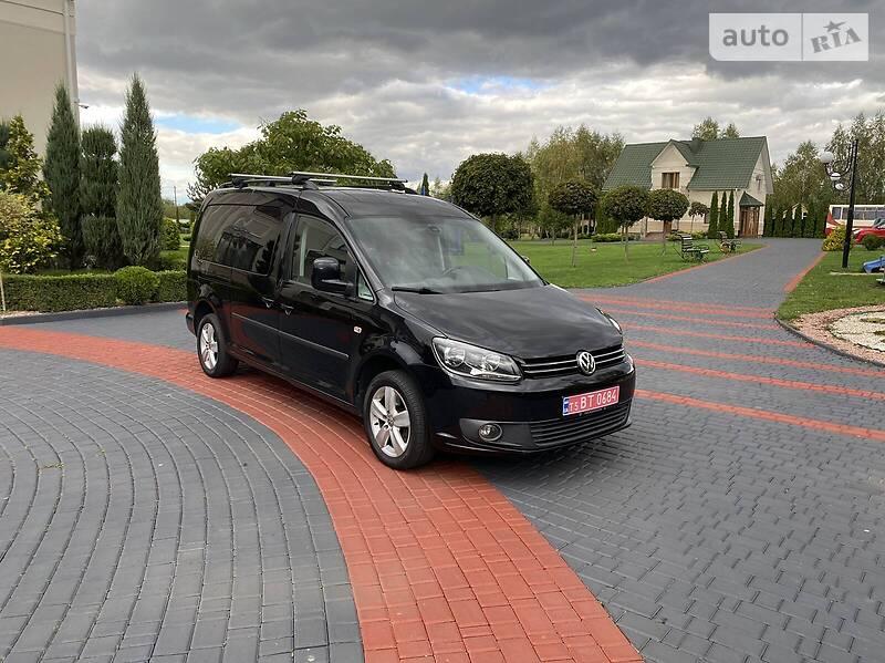 Volkswagen Caddy пасс. COMFORTLINE 7SIZE  2011