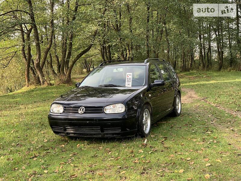 Volkswagen Golf IV SVIJOPRYGNANA 4x4 2001