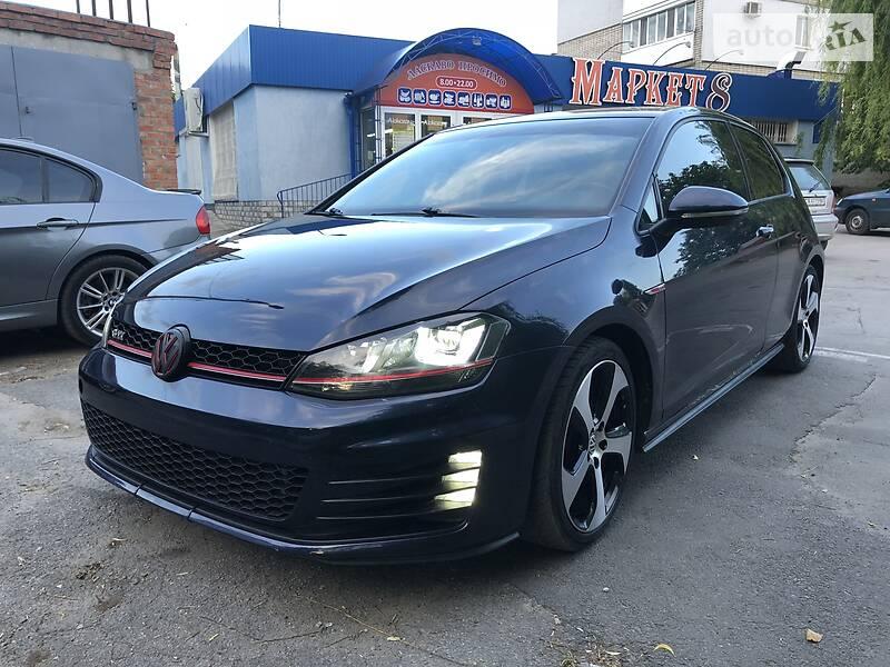 Volkswagen Golf VII GTI APR 2015