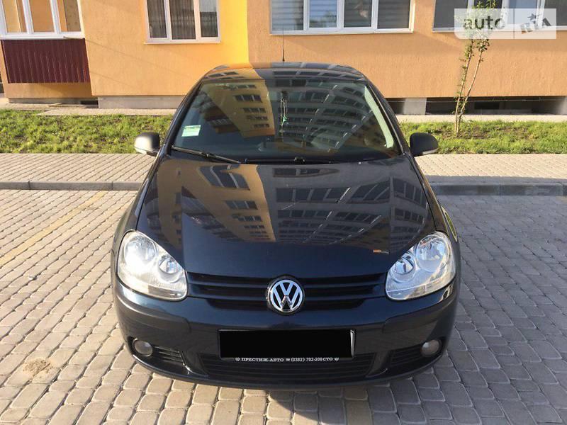 AUTO RIA – Продам Volkswagen Golf V 2008 дизель 1 9 хэтчбек бу в  Каменец-Подольском, цена 8500 $