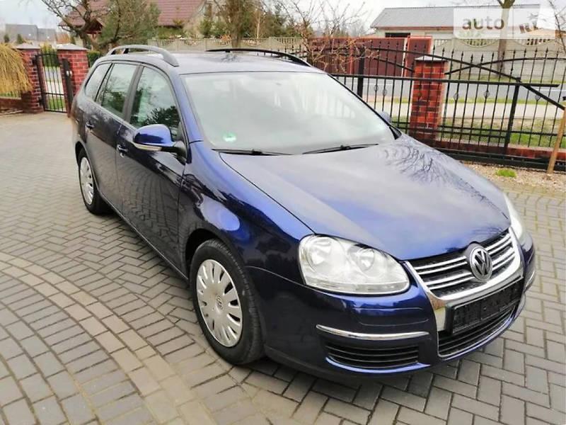 AUTO RIA – Продам Volkswagen Golf V 2008 газ/бензин 1 6 универсал бу в  Львове, цена 7400 $