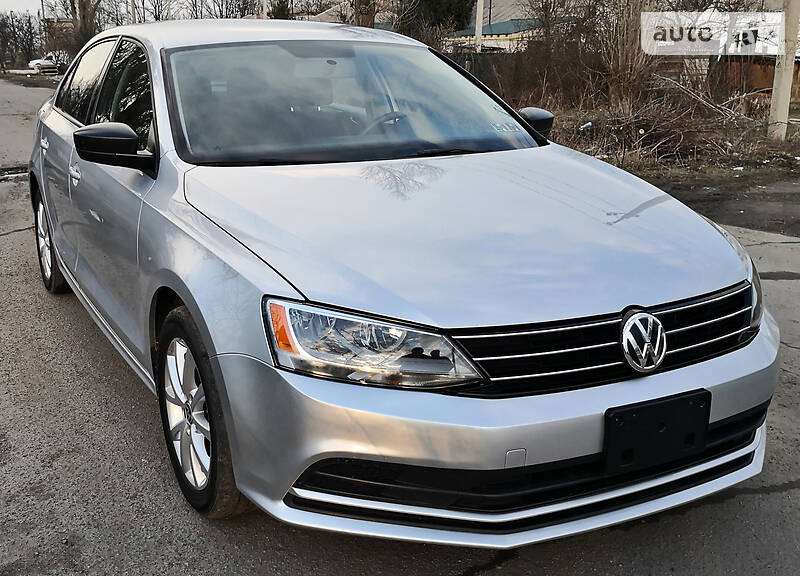 AUTO.RIA – Продам Volkswagen Jetta 2015 бензин 1.8 седан бу в Днепре, цена 8699 $