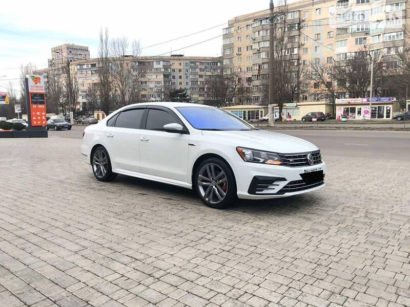 Volkswagen Passat B8 R line SE 2018