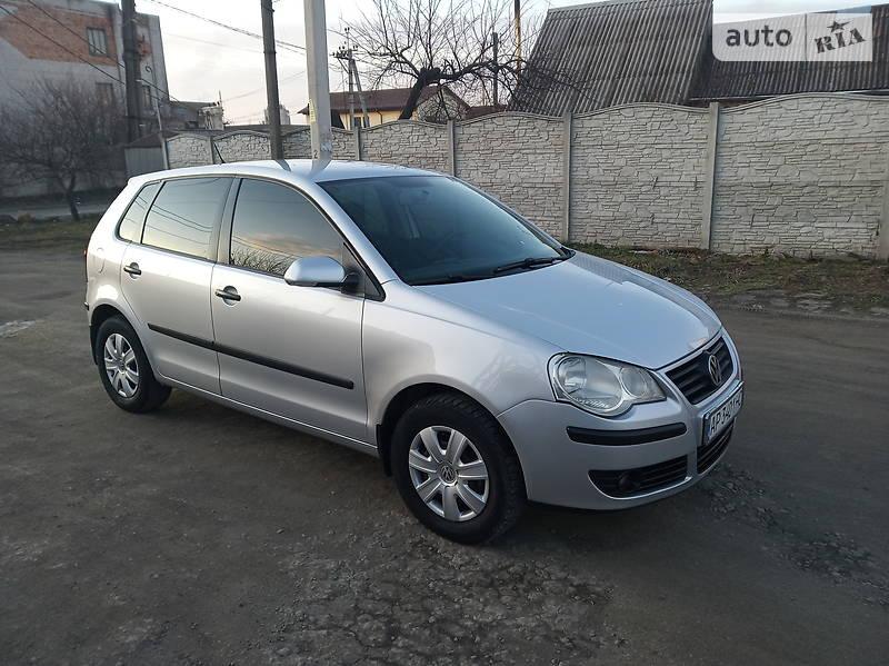 Volkswagen Polo Автомат  2006