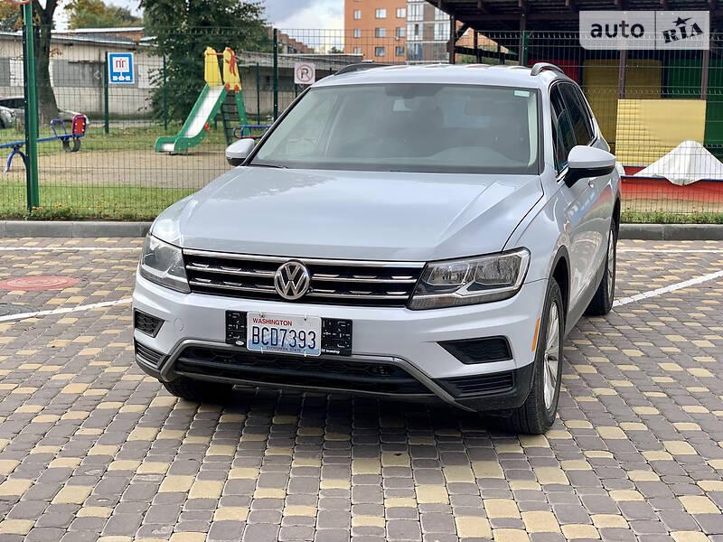 Volkswagen Tiguan  ALL SPACE SE 2018