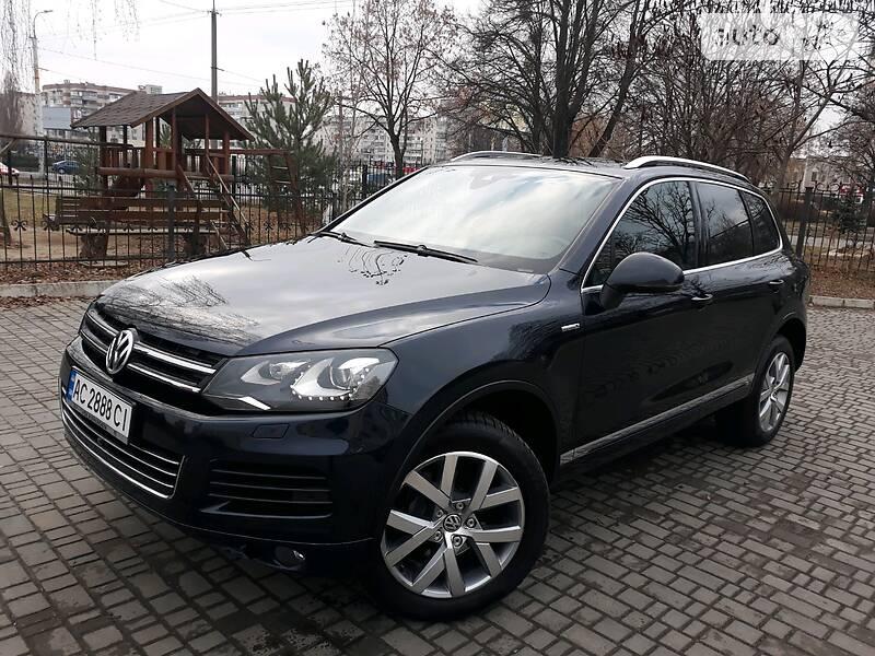 Купить Volkswagen Touareg 2017 в Киеве, 55900$ | Фольксваген ... | 480x640