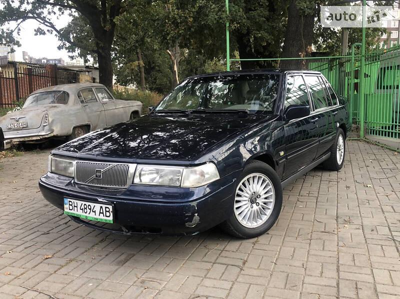 Volvo 960 Super 1995