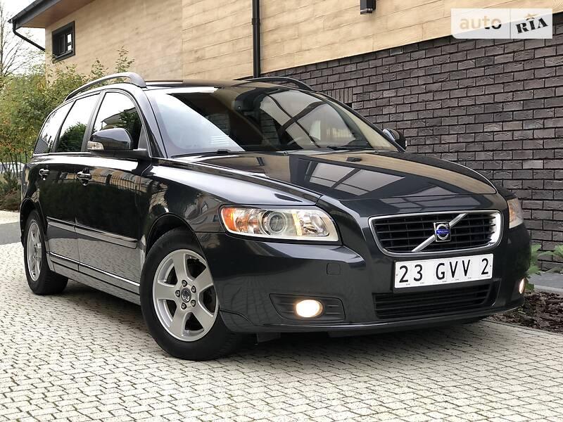 Volvo V50 INDIVIDUAL DRIVE 2010