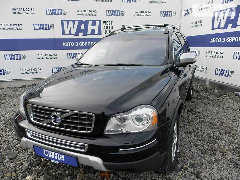 Volvo XC90 D5 AWD 2011
