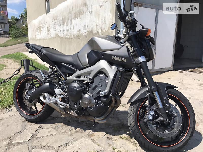 Yamaha MT-09 2013