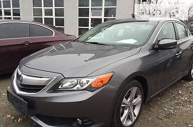 Acura ILX 2.0 Tech Package 2012