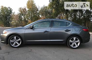 Acura ILX technology package 2012