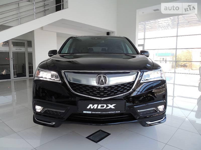 Acura MDX 2016 года