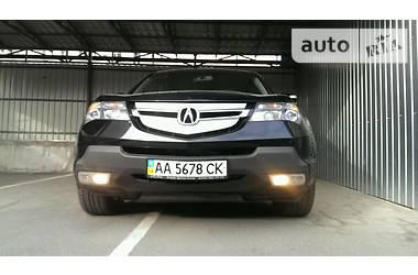 Acura MDX S+T+E 2008